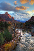Viewing the Watchman II by ernieleo
