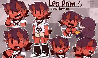 Leo Prim by sharpytown
