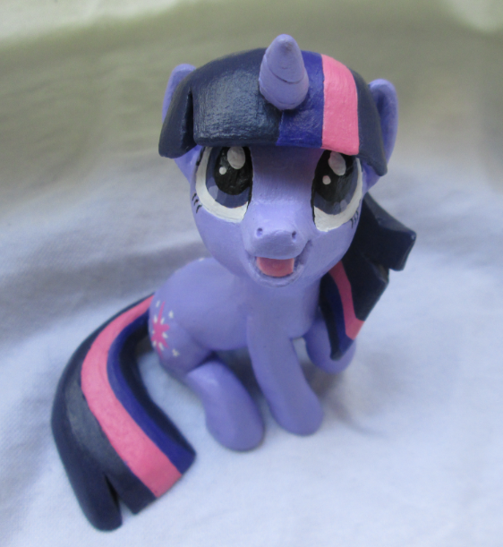 Twilight Sparkle Sculpt by Reyndrys
