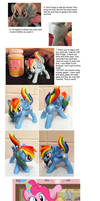 My Little Pony Sculpture Tutorial FINAL (Plus Tips