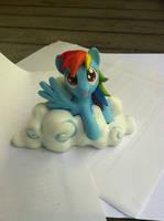 Rainbow Dash Sculpt Final by Reyndrys