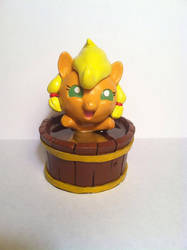 Baby AppleJack Sculpt (Now with resin!) by Reyndrys