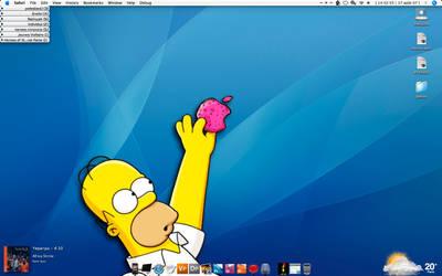 desktop mac 0s X