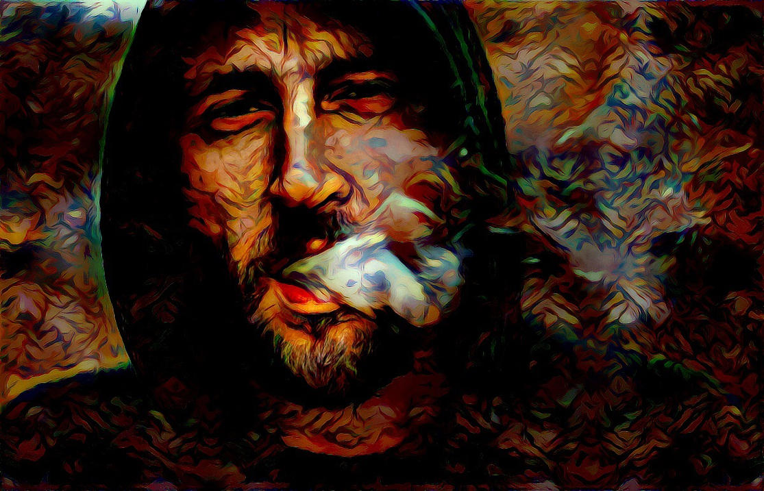 Smoke by Painnt by Moonlightingapps