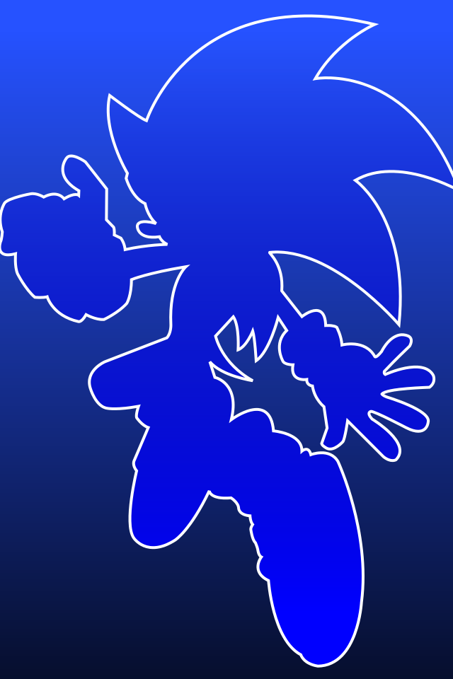 wallpaper sonic blue - photo #13