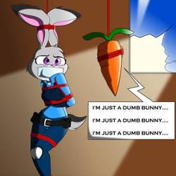 Judy Hopps Can't Hop - Uniform by BoundLightning