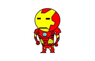 Iron Man by warman707