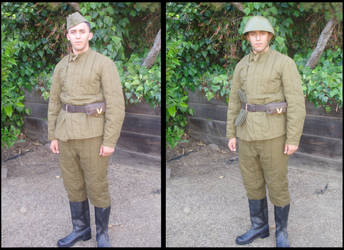 Russian Uniform Part 1 by warman707