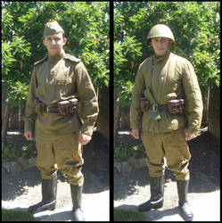 Russian Uniform Part 2 by warman707