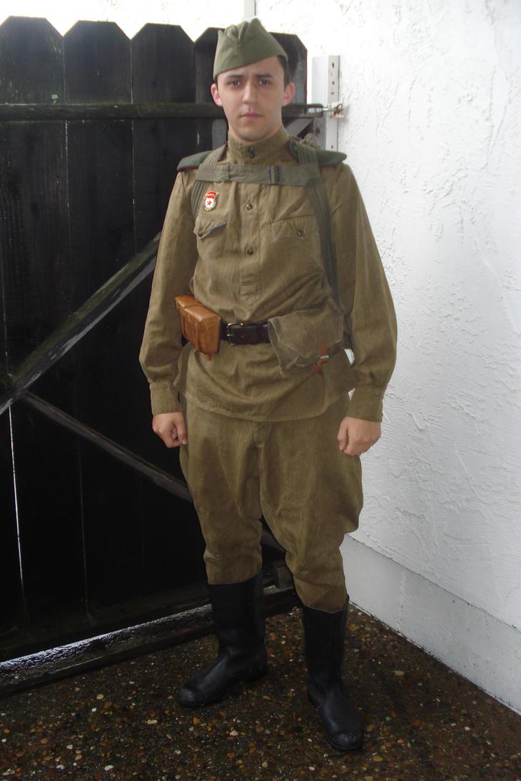 Wwii Russian Uniform 94