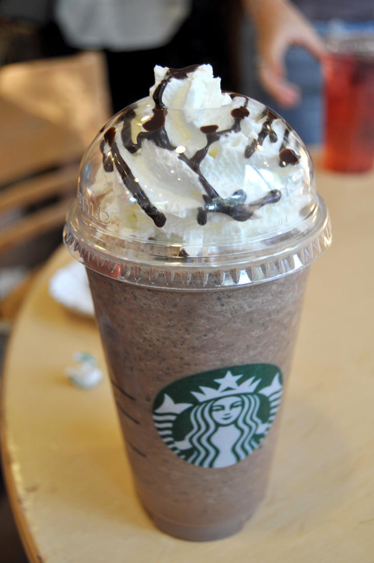 How To Make A Chocolate Mocha Frappuccino