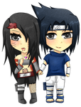 PC - Sasuke x Zuri