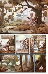 Alice in Wonderland page 01