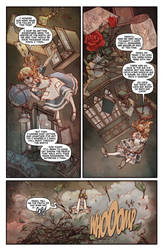 Alice in Wonderland page 03