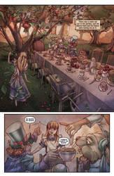Alice in Wonderland  2- pg1