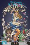 Alice in Wonderland 2 Cover