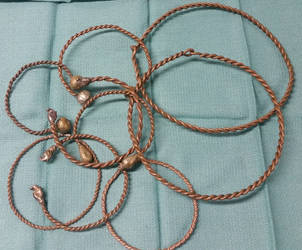 Bangles and Rings by elemtilas