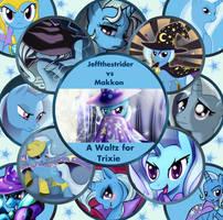 A Waltz for Trixie Remix Art by Jeffthestrider
