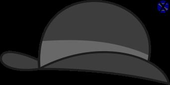 Bowler Hat by Xaxu-Slyph