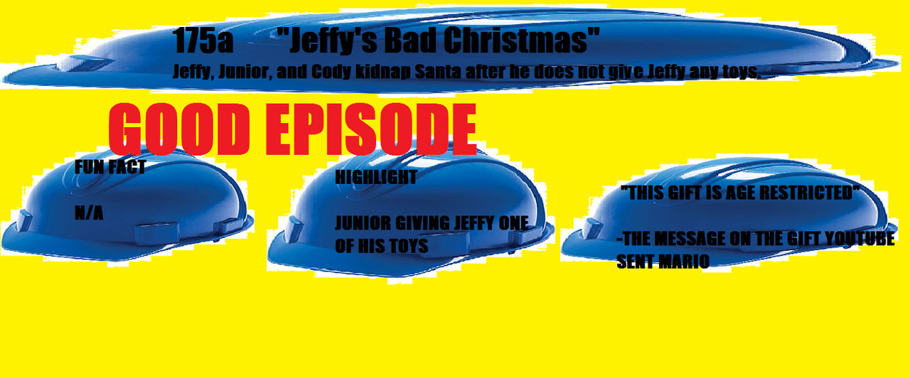 Jeffys Bad Christmas.Jeffy S Bad Christmas By Thegreatserver On Deviantart