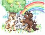 Fanciful Unicorns