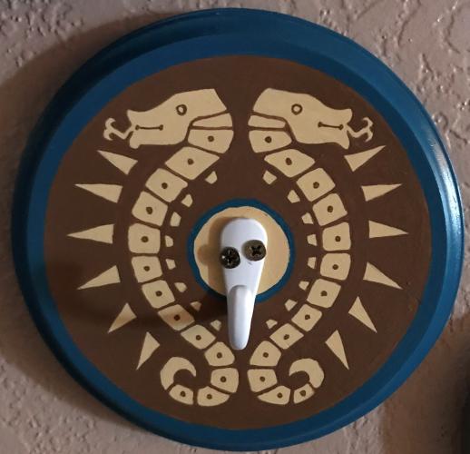 Traveller's Shield by ryamcshme