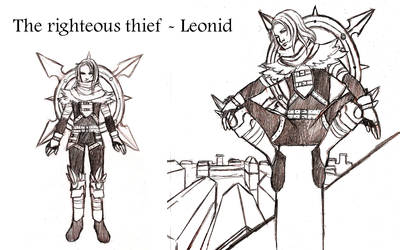 The righteous thief - Leonid