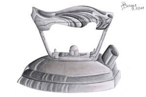Flat Iron by Ophelia-Yvaine