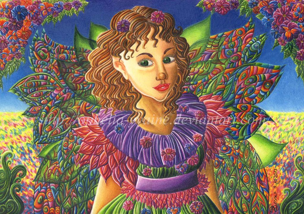 Violetta by Ophelia-Yvaine