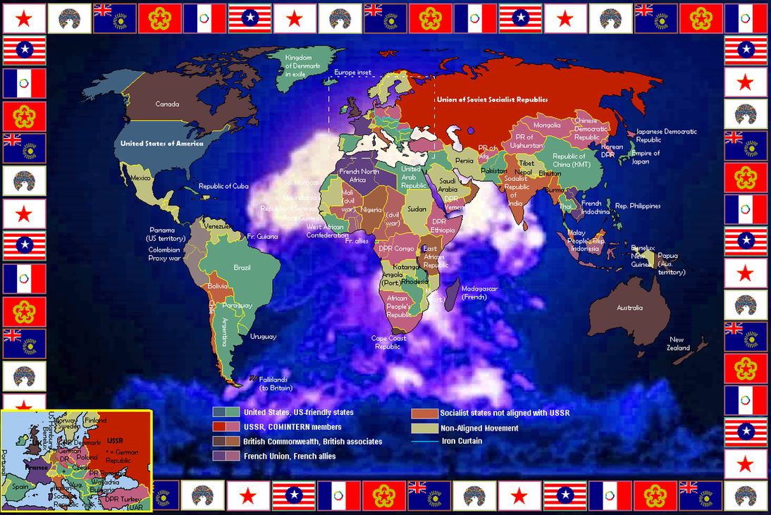 Part 3: Phases of the Cold War- Detente