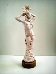 The statue of Dibella
