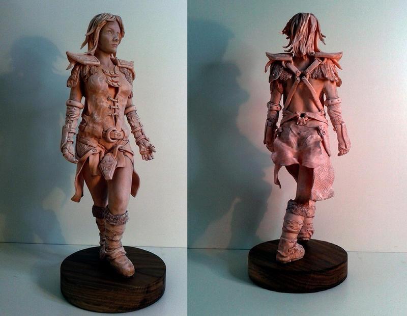 Huntress by sedge-s