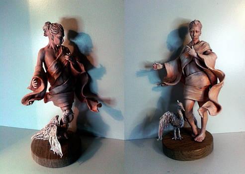 Epione and the caladrius