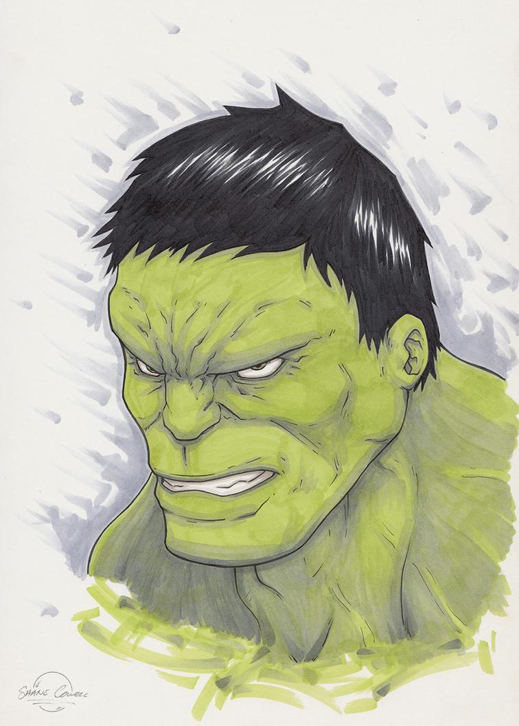 Hulk! by Cowl1ck