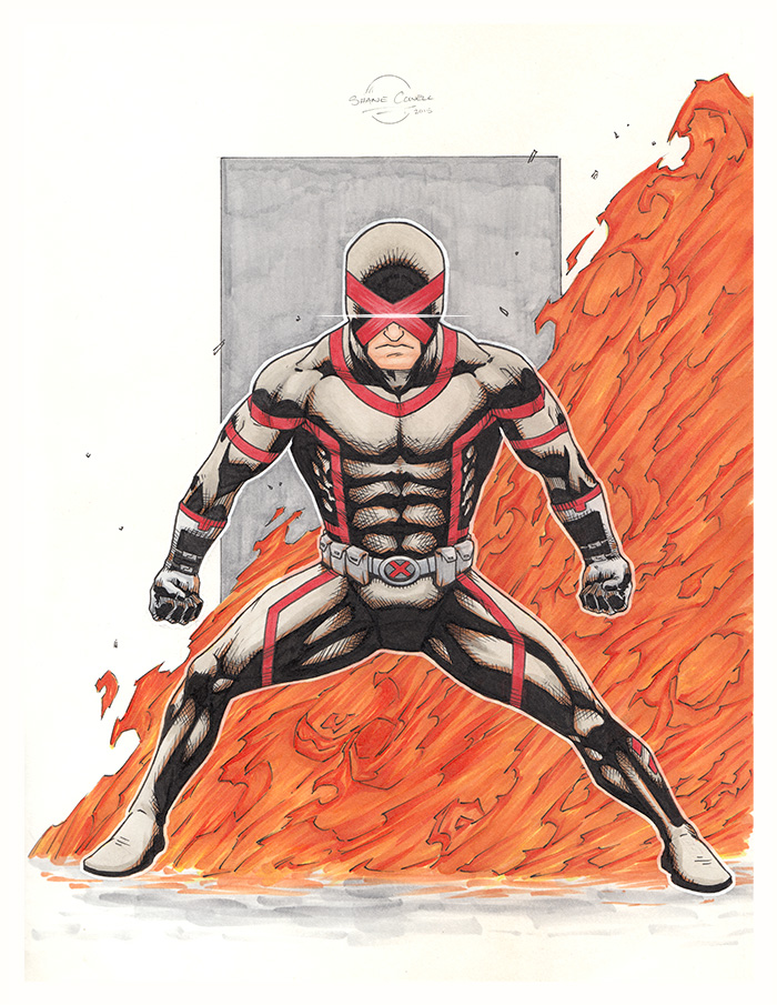 Cyclops by Cowl1ck