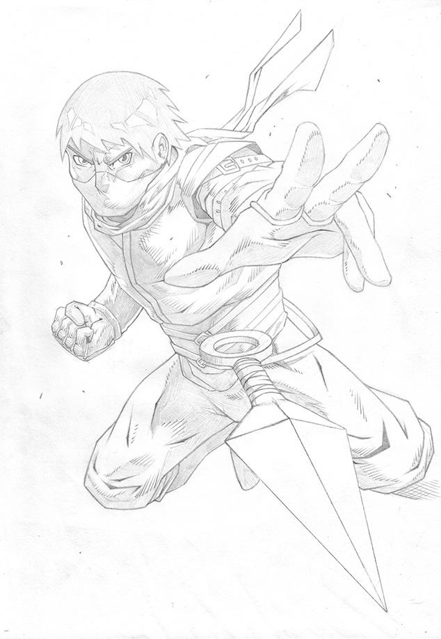 Kiyoshi by Cowl1ck