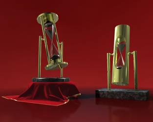 Luxury hourglass by Edthegooseman
