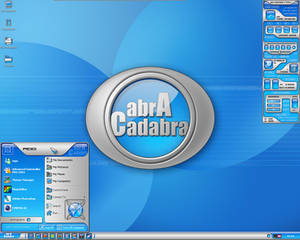 My abracadabra desktop