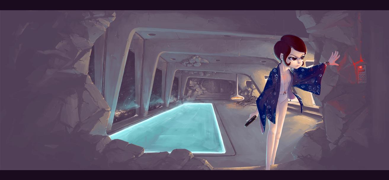 Moonraker Chalet by wraith11