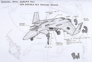 B.A.D - Aurora by wraith11