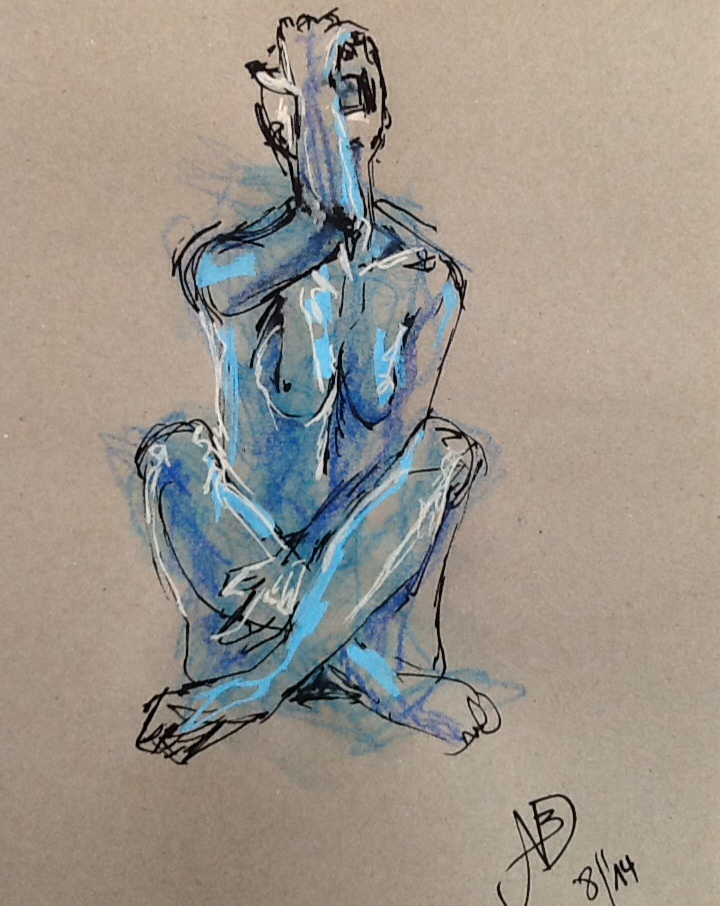 Sketch by Majasam