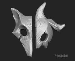 Kindred Mask Sculpt
