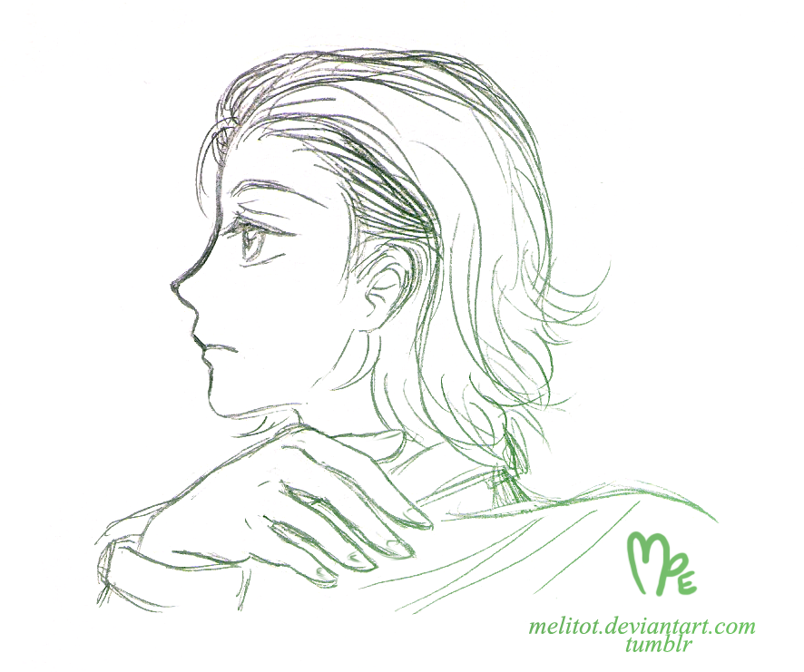 Haughty Loki by Melitot