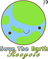 Save The Earth - Recycle by theilsanne