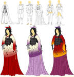 Lady Samurais