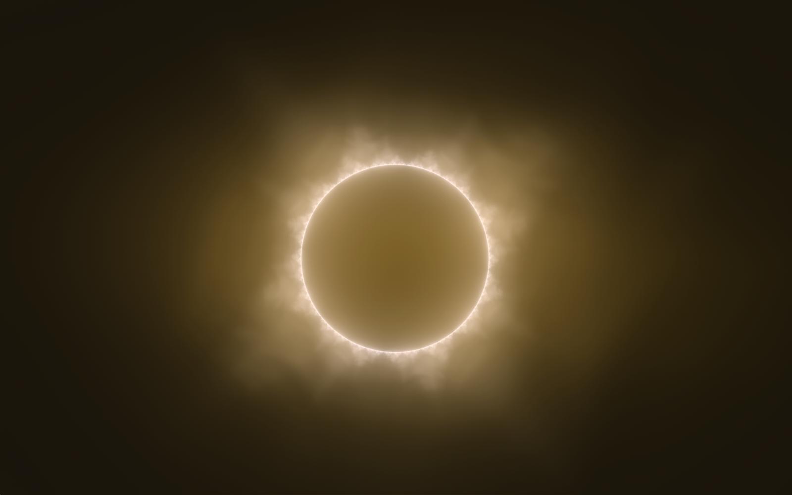 Black Hole Sun (1680x1050) by Konimotsinui on DeviantArt
