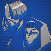 Virtual Self by DyoudiM