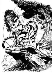 Heroes Unlimited - Tigress