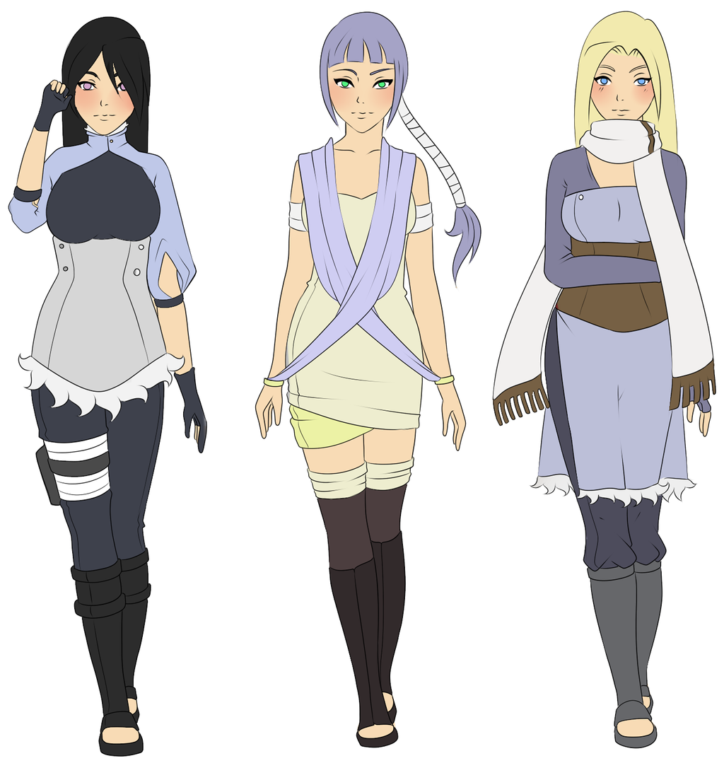 Full Body Female Oc Adoptables 150 Points By Zombie
