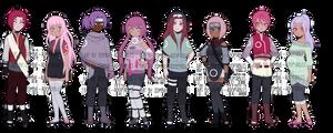 Haruno adoptables - One left